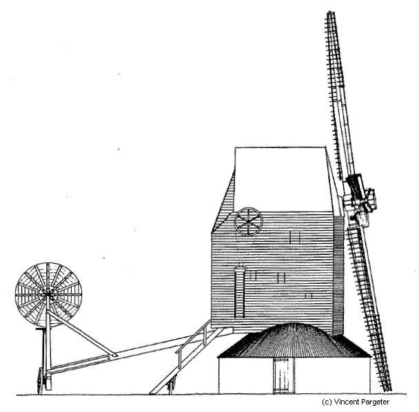 Argos Hill Windmill